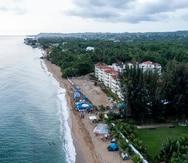 La construcción en el condominio Sol y Playa, en Rincón, está detenida por orden de la Junta de Planificación.