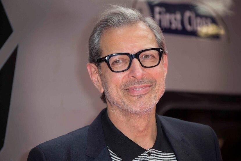 El actor Jeff Goldblum da vida al personaje de Ian Malcolm. (AP)