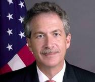 El embajador William J. Burns.