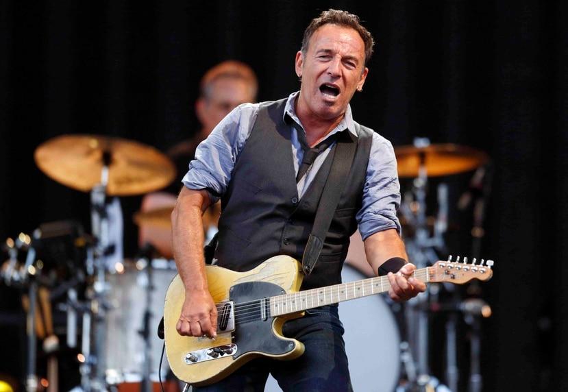 Bruce Springsteen. (AP)