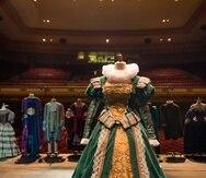 La exhibición de vestuario teatral será el próximo martes 21 de noviembre.