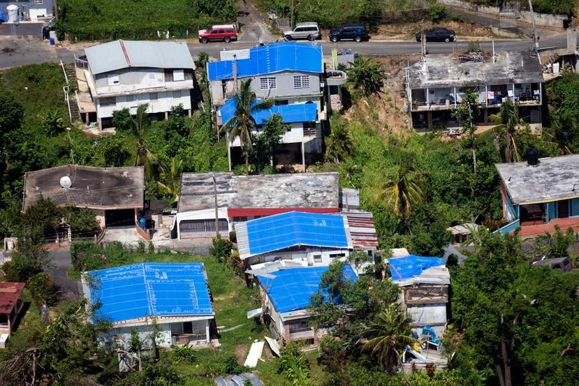Se estima que de un 45% a un 55% de las viviendas en Puerto Rico fueron construidas informalmente.