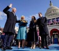"Joe Biden como nuevo presidente:  ""La democracia ha prevalecido"""