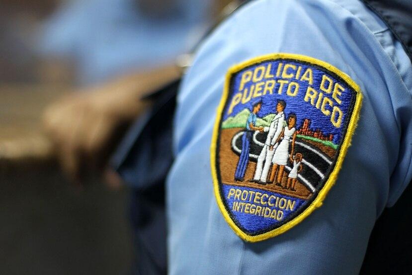 Agente de la Policía de Puerto Rico.