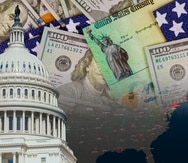 El Senado federal dio paso a la aprobación del proyecto que daría el cheque de $1,400.
