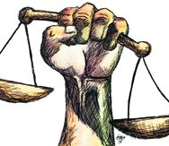 motivo justicia tribunales