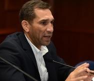 José Luis Rivera Guerra renunció al escaño por el distrito de Aguadilla y Moca en julio para retomar su carrera magisterial. (GFR Media)
