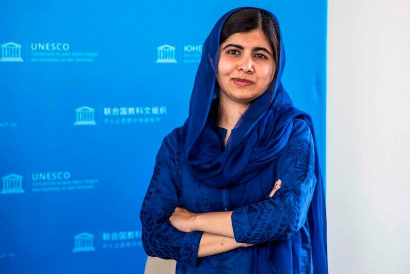 Malala Yousafzai. (Efe)
