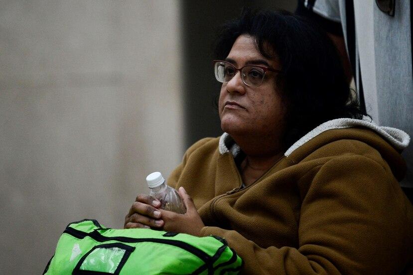 El testimonio  de Elaine Porrata Toro ha tomado varios días.