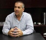Julio Pentón, presidente de Crossco, aseveró que el mercado de selladores de techos aún no cuenta con un producto tan eficiente como el que se está creando.