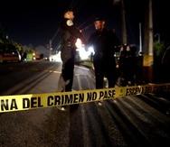 Hasta ayer, la Policía había reportado 258 asesinatos, 14 más que los 244 registrados a la misma fecha en el 2020.