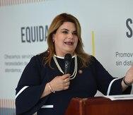 Jenniffer González hace llamado a la ciudadanía a solicitar la cubierta de salud Vital