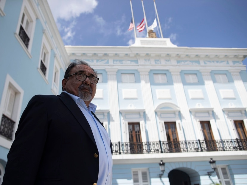 Raúl Grijalva,  Chairman of the U.S. House Committee on Natural Resources.