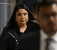 La exsenadora Mari Tere González todavía enfrenta los cargos criminales que motivaron su renuncia en el 2016.
