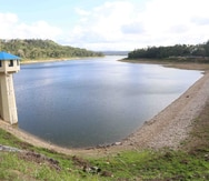 Anuncian apertura de compuertas en la represa Guajataca
