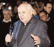 El 19 de agosto de 1991, ocho líderes comunistas tomaron el poder del presidente soviético Mikhail Gorbachev al declararlo enfermo. (Archivo)
