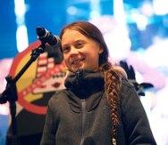 Greta Thunberg estuvo en cuarentena por sospechas de estar contagiada con coronavirus