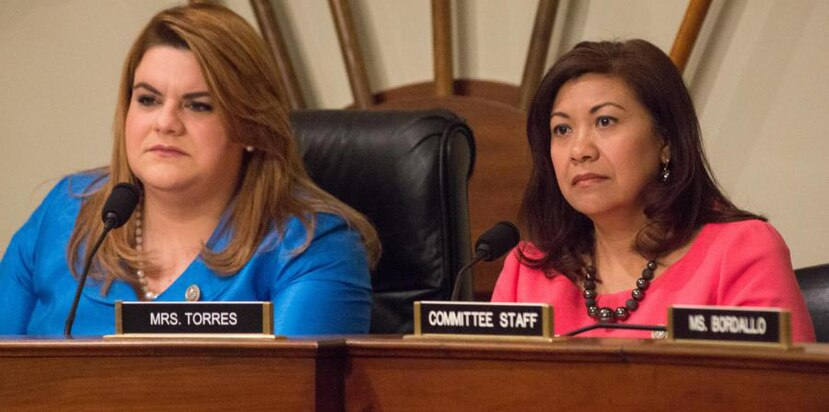For Resident Commissioner in Washington Jenniffer González, the discussion that transpired on Wednesday will have the effect of fostering dialogue. (Archive/GFR)