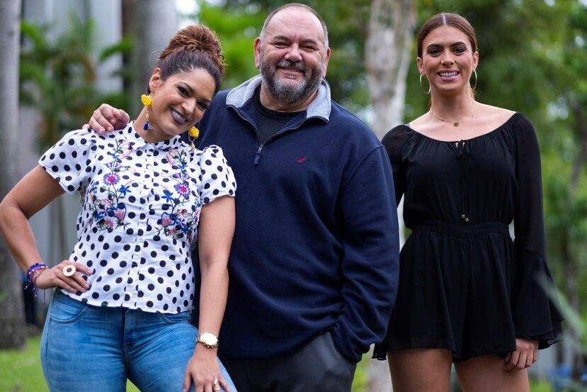 Joealis Filippetti, Junior Álvarez y Mónica Pastrana forman parte del elenco.
