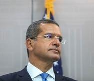 El gobernador Pedro Pierluisi.