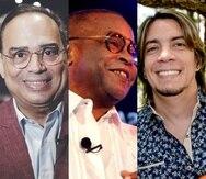 Gilberto Santa Rosa y Juan Jose Hernández recurrieron a sus redes sociales para mostrar solidaridad a la familia del fenecido músico cubano.