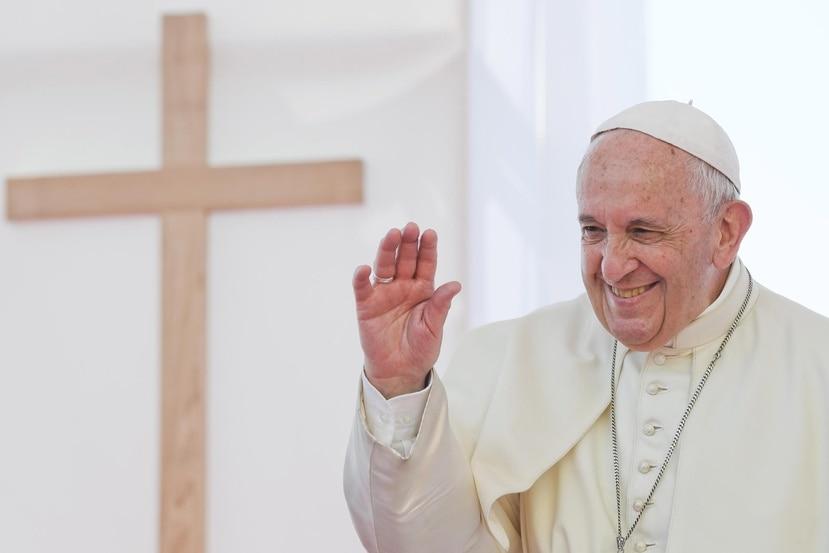 El papa Francisco tiene una amplia presencia en las redes sociales.