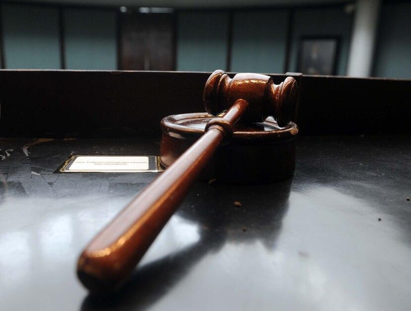 El juez Jorge Toledo Reyna dictó la sentencia. (GFR Media)