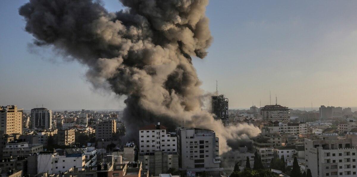 Choques entre Israel y palestinos dejan unos 70 muertos