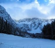 Área alpina de Kamnik-Savinja.