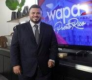 """WAPA Television contará con el programa """"Los datos son los datos"""" con el comentarista politico Jay Fonseca."""