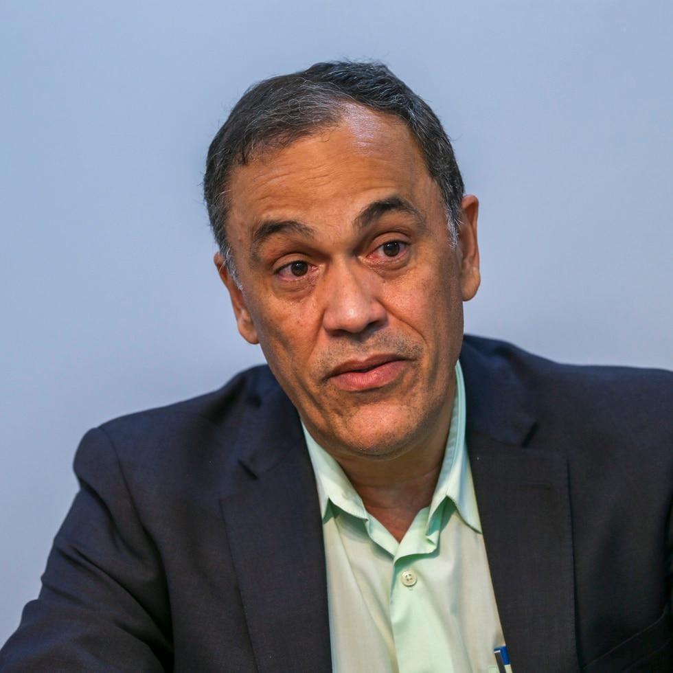 Nelson Rosario, comisionado electoral de Proyecto Dignidad.