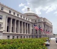 Capitolio de Puerto Rico.