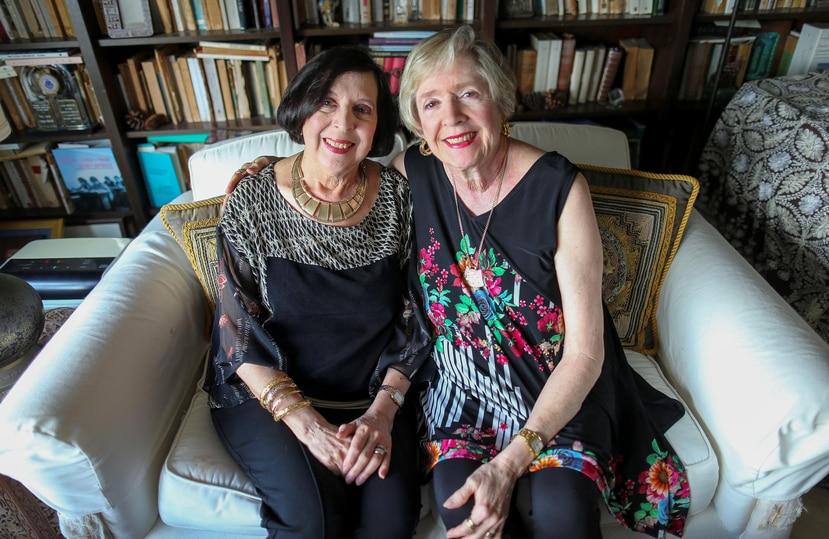 Las hermanas establecen paralelismo entre el ciclo final de la poesía de Palés Matos con los tres poemarios de tema amoroso de Salinas.