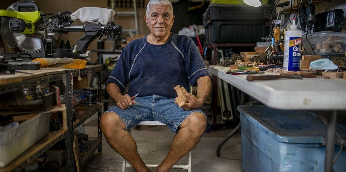 "Wilzen ""Cuco"" Pérez González: ""Puerto Rico ha adelantado mucho en artesanía"""