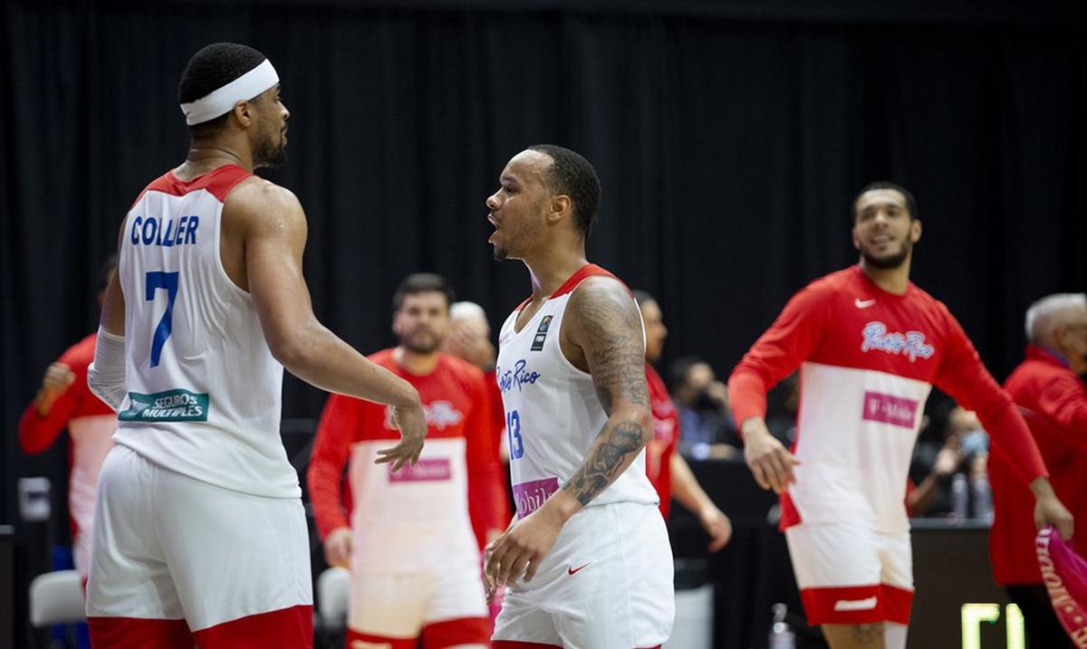 Puerto Rico sigue clasificado 18 en el mundo en el nuevo ranking de la FIBA