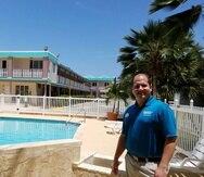 Xavier A. Ramírez, gerente general del Combate Beach Resort, de Cabo Rojo, y presidente de la Asociación de Dueños de Paradores.