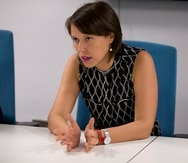 Eva Prados, del Movimiento Victoria Ciudadana.