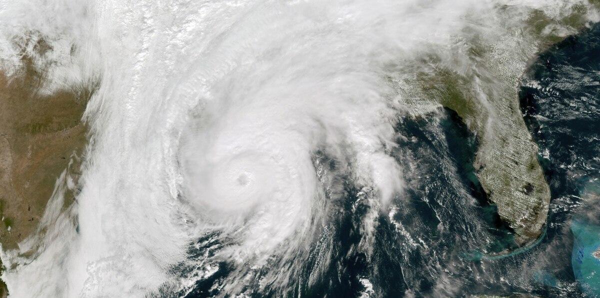 Huracán Zeta impactó a Louisiana