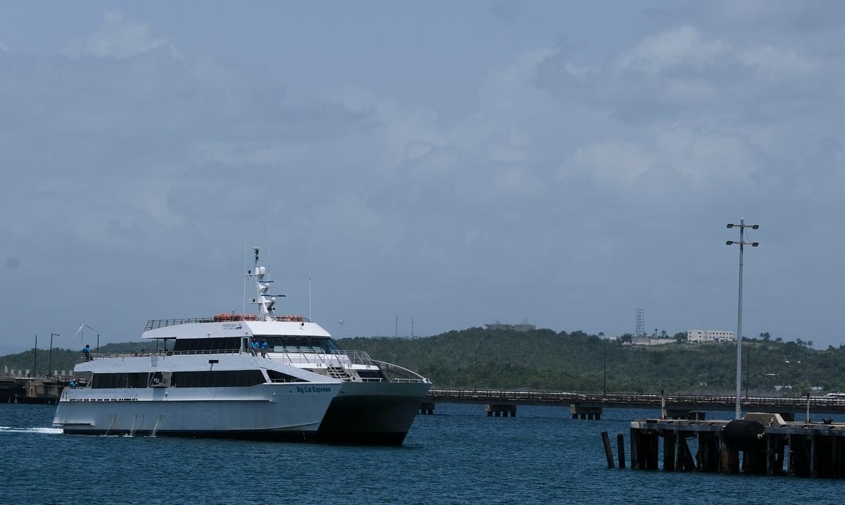DSL3CAU2ERGR5MYRIAX3GHD2RU - Acuerdo Transporte de Culebra, Vieques, San Juan-Cataño es impugnado