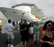 El sector turístico fue uno de los más afectados por el paso de María. (EFE)