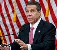 El gobernador de Nueva York, Andrew Cuomo. (EFE)