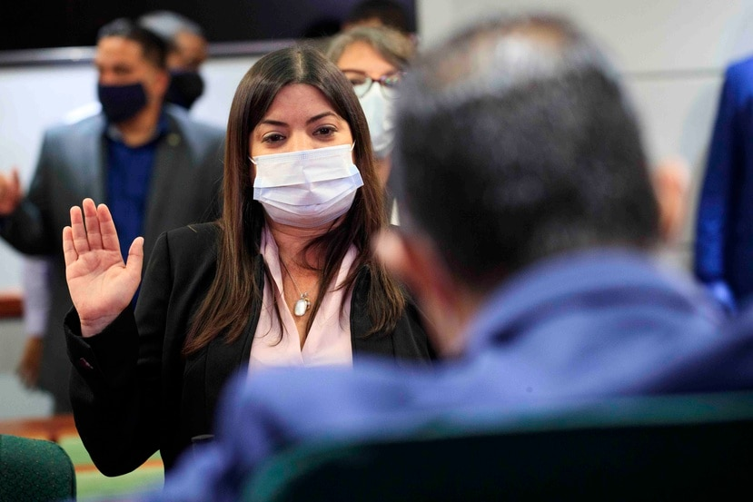 Mabel Cabeza es una de las personas referidas por la Comisión de Salud. (GFR Media)
