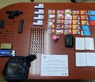 Le ocupan 16 tarjetas del PAN a hombre imputado por violaciones a la Ley de Armas