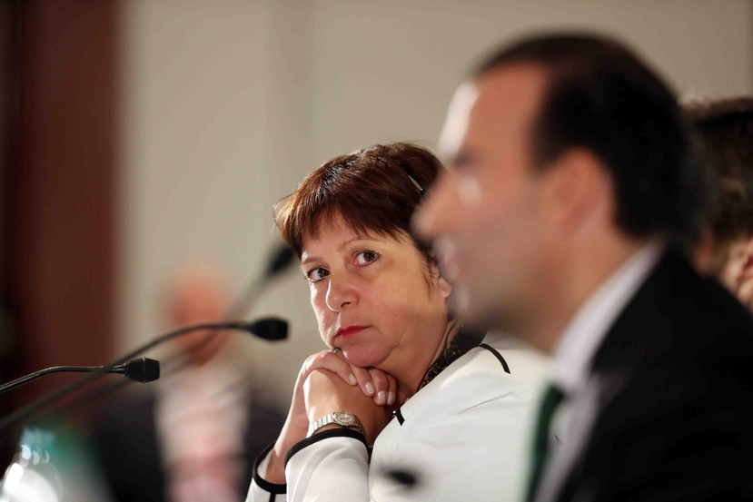 Without taking into account Horizon Capital, Jaresko would have got an average of additional income of $157,000.