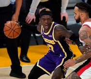 Dennis Schröder regresa y los Lakers frenan su racha perdedora