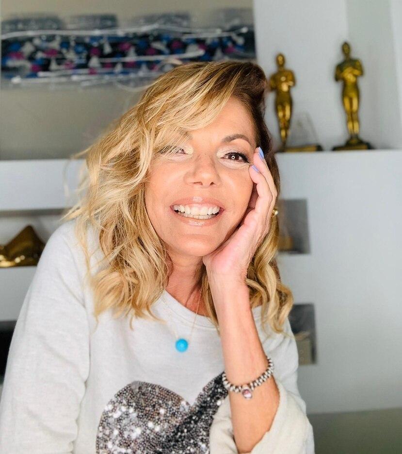 Hace más de tres meses que la artista Dagmar Rivera no participa como animadora del programa Día a Día en Telemundo. (Archivo GFRMedia)