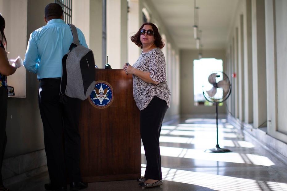 Marcia Vázquez Rijos, hermana de Áurea, también fue declarada culpable por el crimen.