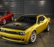 El Challenger es uno de los modelos más icónicos de Dodge.