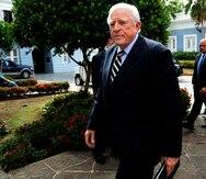 Don Carlos Romero Barceló: el tiempo nos traicionó