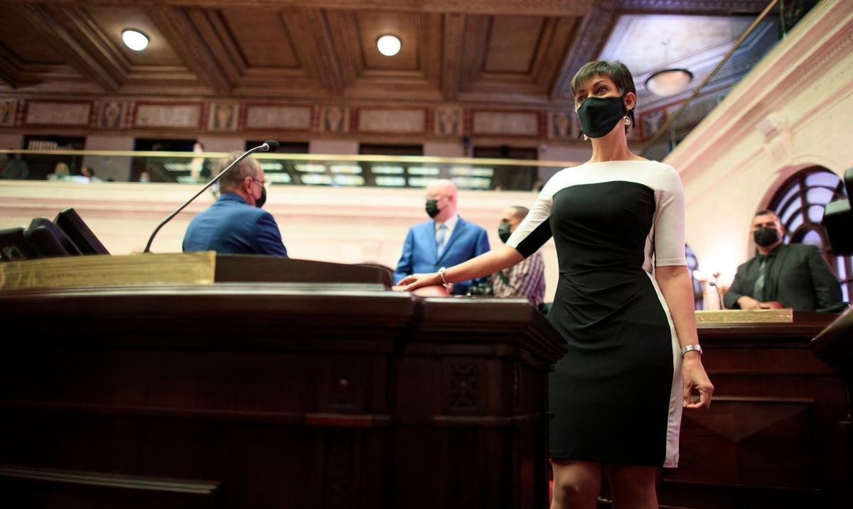 Women make up the majority in Puerto Rico's new Senate